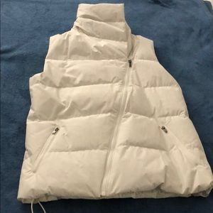 Goose Down puffy vest